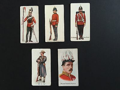 Cigarette Cards & Collectables **5 Sweet Crop, Cohen Weenan Soldiers**