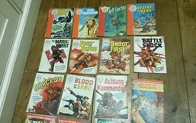 comic books war picture library ,air force,air war,spy 13, picture combat