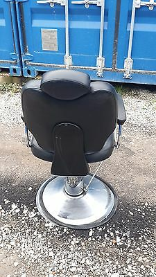 Barber Chair Styling Threading Hairdresser Hydraulic Reclining