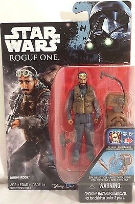"""Star Wars Rogue One Bodhi Rook 3.75"""" Inch Action Figure"""