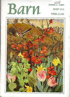 """WILLIAMS PANTYCELYN - EIGRA LEWIS ROBERTS   - WELSH MONTHLY """"BARN"""" No.315 (1989)"""