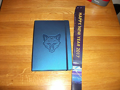 Leicester City Football Note book