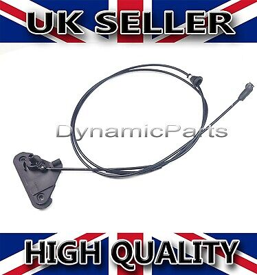 Ford Mondeo Mk4 S-Max Glaxy Bonnet Hood Release Cable 1751277