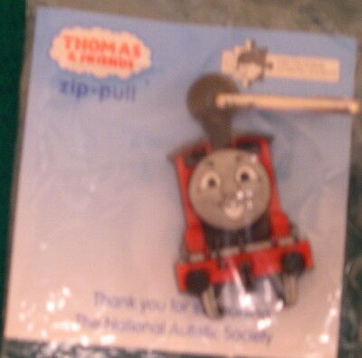 Thomas and Friends Charity Zip Pull No.3