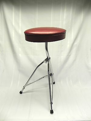 VINTAGE 60's LUDWIG drum throne seat ALL ORIGINAL!
