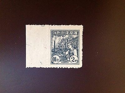 South Korea 1949 2w Slate-Grey SG114 MNH