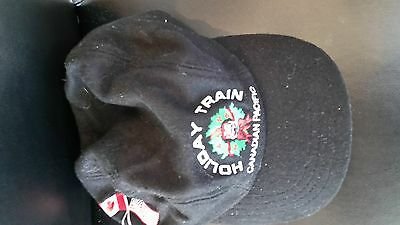 Canadian Pacific 2007 Holiday Train Collector Ball Cap