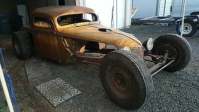 1947 Ford Other Pickups Not much 1947 Ford Rat Rod Pickup