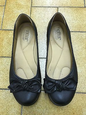Hotter Comfort Concept- Womens Flat Shoes- Size 5