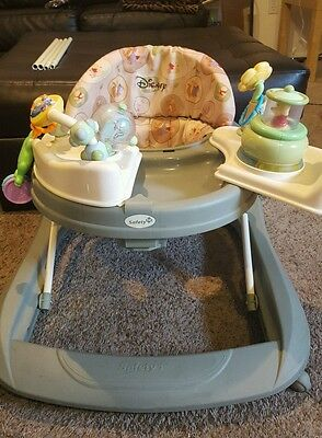 All in one baby walker with snack/activity tray