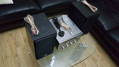 Jvc Ux-D150 Wireless Micro Dab Hifi System With Valve Amplfier.