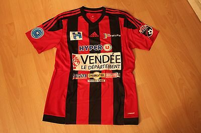 Maillot Football Officiel Les Herbiers Taille M
