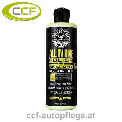 Chemical Guys - V4 ALL IN ONE 1 POLITUR UND NANOVERSIELEGUNG 473ml