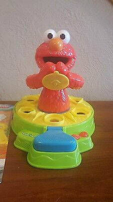 Play doh Shape and Spin Elmo