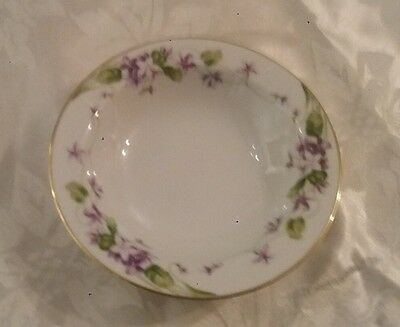 "noritake "" nancy "" small cereal bowl (5163) excellent condition"