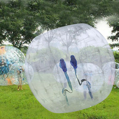 HOT Inflatable body bumper soccer zorb ball, bubble ball soccer, bod