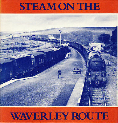 Steam on the Waverley Route