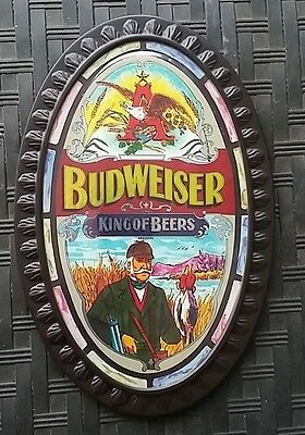 Budweiser King of Beers Sign