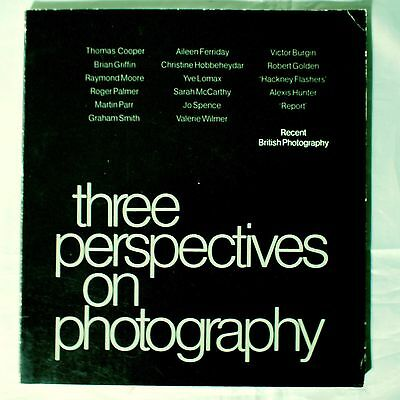 three perspectives on photography. Martin Parr, Graham Smith, Thomas Cooper