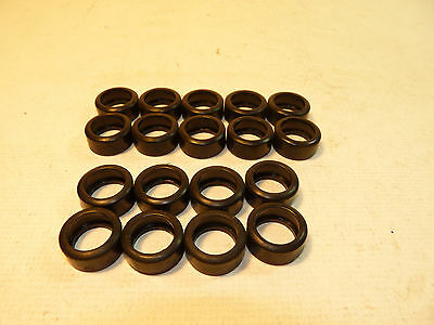 Scalextric Digital New Front Tyres x10 Slot Car