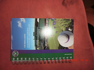 Wimbledon 2016 media guide