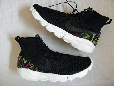 90df49abc354 Nike Air Footscape Magista BHM Black History Month Rouesting Flyknit s 11 DS  NEW