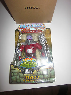 Masters of the Universe Classics Flogg mit OVP und Mailer