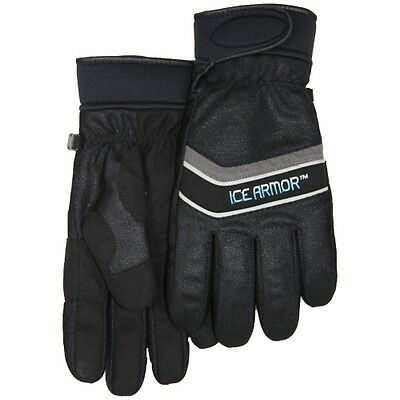 IceArmor Edge Extreme Ice Fishing Gloves - Black (XL)