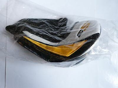 Cobra S3 Driver Head Cover Black/white/yellow Brand New
