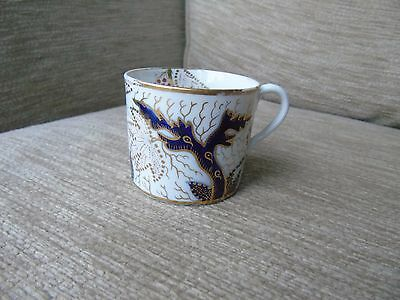 early antique  crown derby imari pattern cup