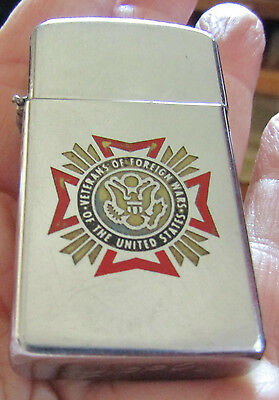 1960's Zippo Slim - Verterans of The Foreign Wars of The United States