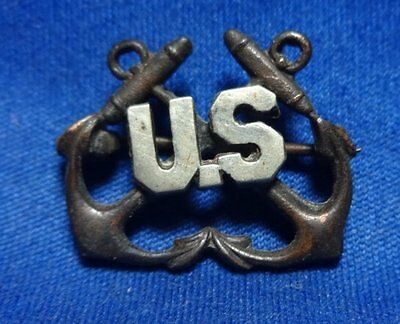 WWI Navy Naval Boatswain Home Front Sweetheart Pin