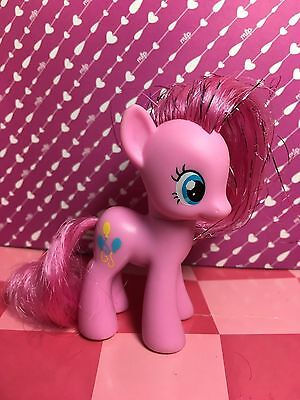 My Little Pony Friendship is Magic G4 FIM Brushable Crystal Empire: Pinkie Pie