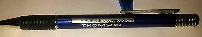 """Medical pen for Thomson Derwent.  Pen has 2 inserts with """"sayings"""" along barrel."""