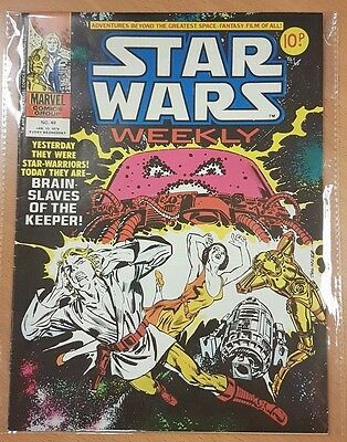 Star Wars Weekly ***ISSUE #49!!*** Marvel UK 1979 Comic Space Fantasy