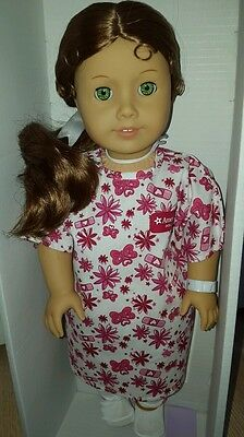 American Girl Doll Felicity Brand New Completely Made From Hospital With Box