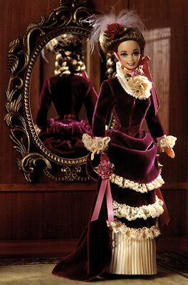 1996 Victorian Lady Barbie Collector doll - The Great Eras Collection - NEW