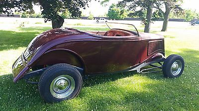 1933 Ford Roadster  1933 Ford Roadster