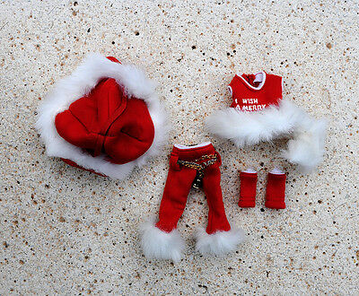 Outfit Pullip Carol Jun planning Doll parcial