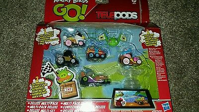 Angry Birds Go! Telepods Deluxe Multi Pack