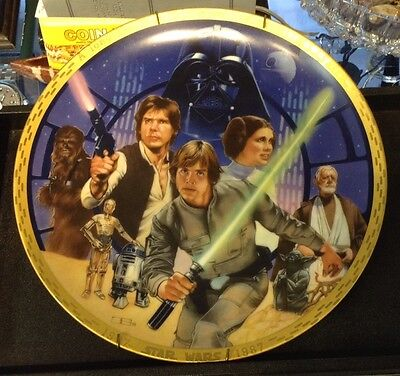 Star Wars Plate Collection