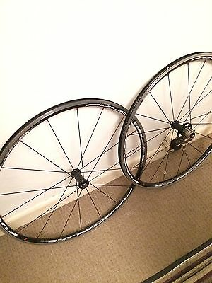 Fulcrum Racing 5 wheel set compatible with Campagnolo