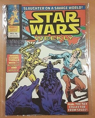 Star Wars Weekly ***ISSUE #62!!*** Marvel UK 1979 Comic Space Fantasy