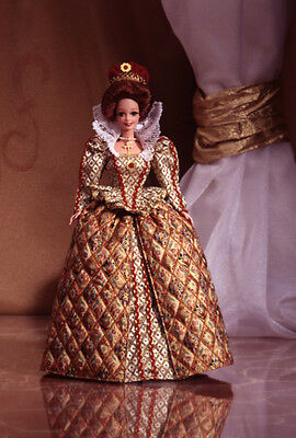 1995 Elizabethan Queen Barbie® Doll - The Great Eras Collection - NEW