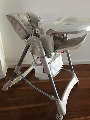 Used Steelcraft Messina High Chair