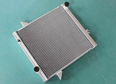 56MM HI-Flow Aluminum Alloy Radiator For TRIUMPH TR6 1969-1974;TR250 1967-1968