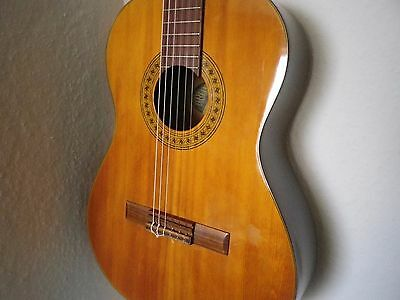 Acoustic 'Woolworth' Audition guitar-Nylon finger style-classical-collector item