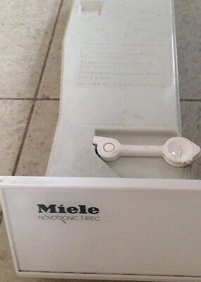 Miele Novotronic Detergent Dispenser Drawer part no. 3389441