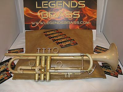 New York Co Stage One 1 New York 7 .460 ML BORE Bb Trumpet Bach Jazz Pro Lacquer