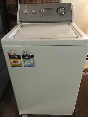 WHIRLPOOL top load washing machine, made in USA , pick up only